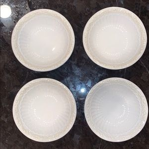 NWT Lenox Butlers Pantry fruit dishes